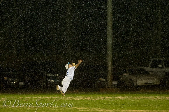 April 11, 2014.<br /> MCHS Varsity Baseball vs William Monroe.